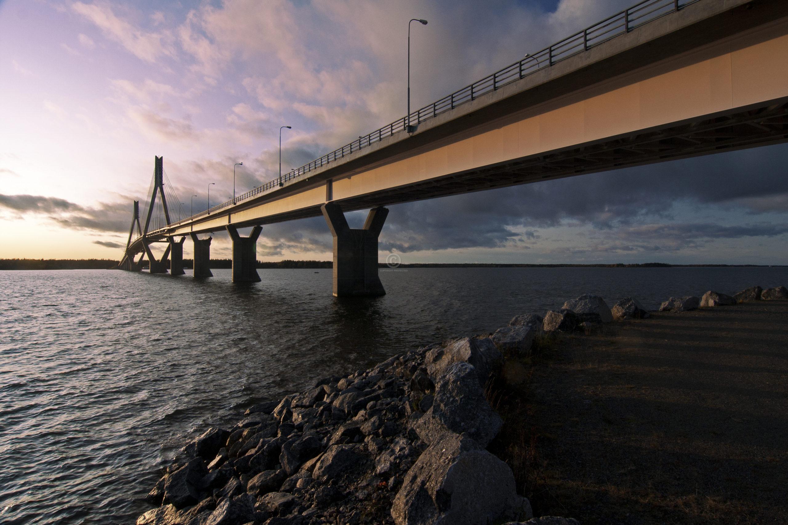 Raippaluodon silta | Visual Finland | Kuvapankki