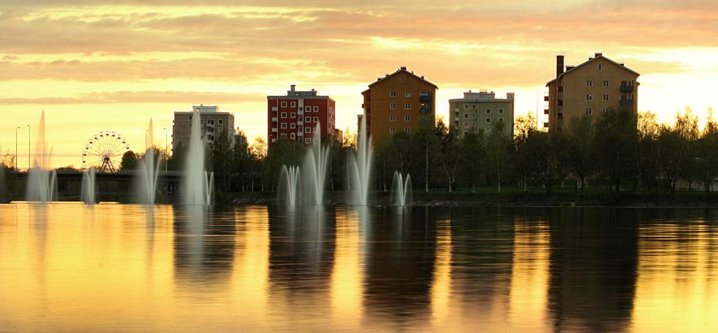 Oulu Ilmakuva