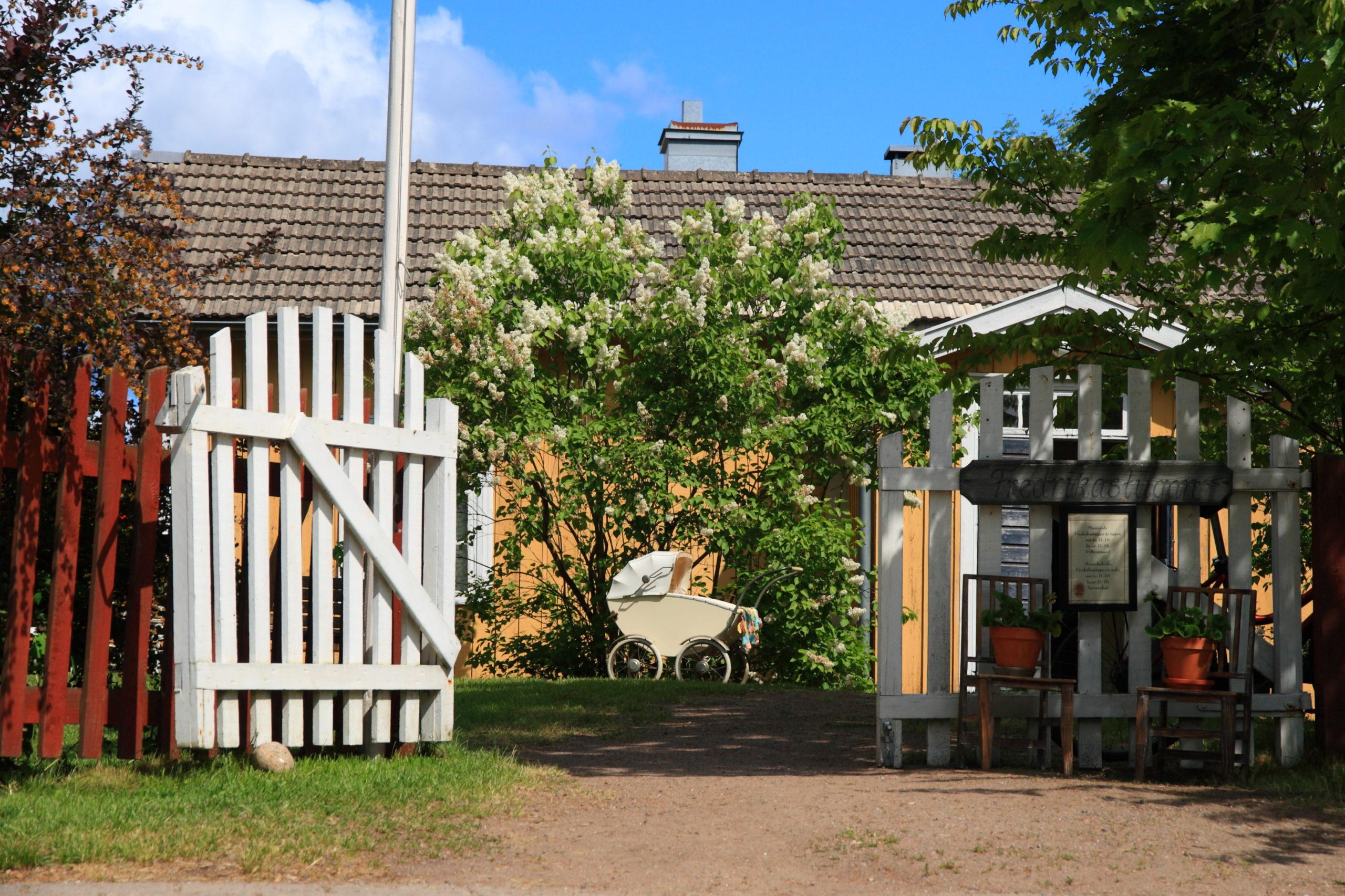 Cafe Fredrikantupa - Parainen