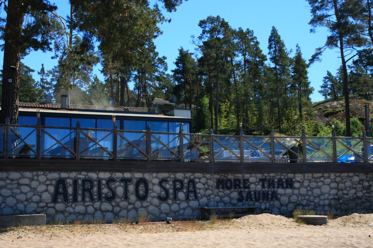 Airisto Spa Paraisilla
