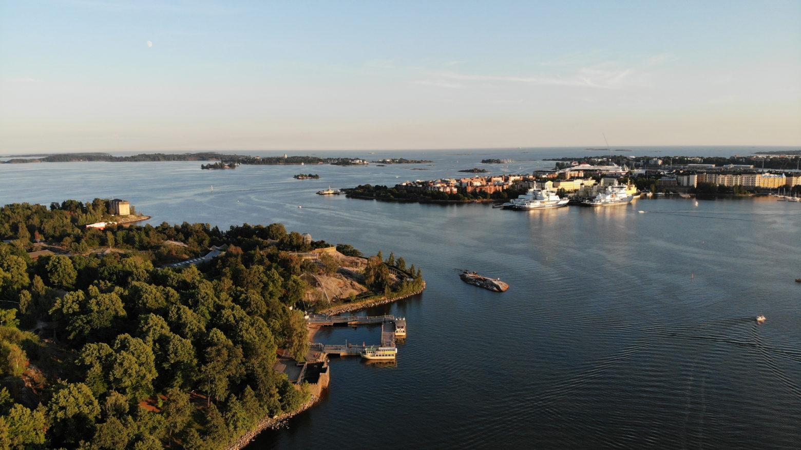 Eläintarha Helsinki Korkeasaari