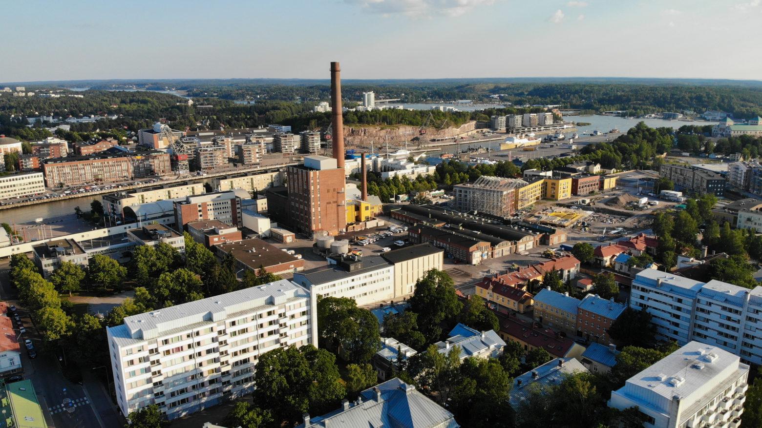 Turku Ilmakuva